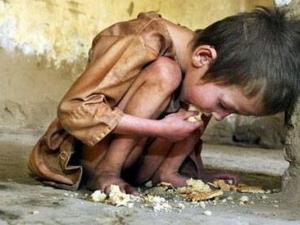 Американка спаси гладуващо българско сираче