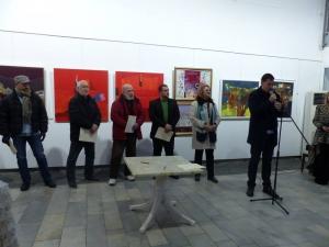 Скулпторът Цвятко Сиромашки е тазгодишният носител на Наградата на кмета на Пловдив