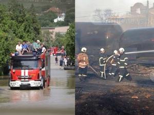 Наводнената Мизия протяга ръка на опустошеното Хитрино