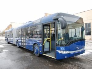 Вижте по кои линии в Пловдив ще се движат нови автобуси с климатици ВИДЕО