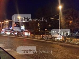 Зверска тапа в Пловдив на две места! Коли карат в насрещното, други обръщат СНИМКИ