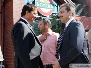 Шефовете на Ботев преговарят с бизнесмени за издръжката на тима