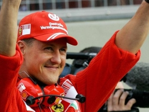 Предлагат снимка на Шумахер от болницата за 1 милион евро