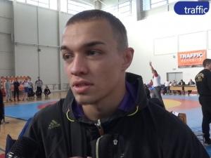 Бъдещият Кубрат Пулев печели медал след медал в Пловдив ВИДЕО