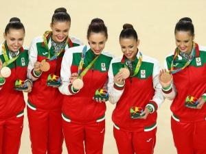 Мирела Демирева и златните ни момичета от ансамбъла обраха наградите на Спортист на годината
