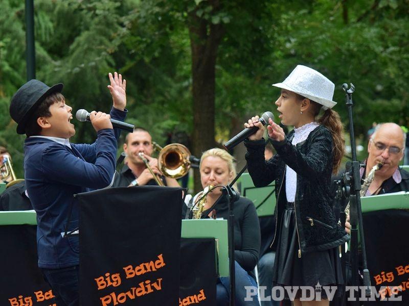 Биг Бенд Пловдив с благотворителен концерт тази вечер на сцената на Дома на културата