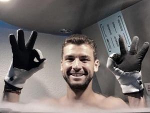 Григор Димитров се подложи на специална терапия