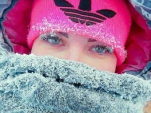 Минус 62 градуса в Сибир! А какви яки селфита стават СНИМКИ