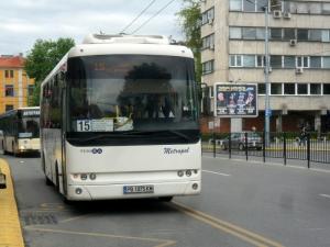 Без Синя зона и малко автобуси в Пловдив в следващите три дни