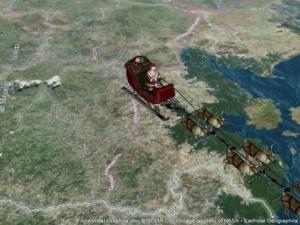 Дядо Коледа успя и тази година,  раздаде 1,57 милиарда подаръка ВИДЕО