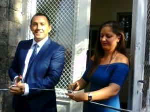 Зам.-кметът на Северен Лариса Кътова се сдоби с дъщеричка. Честито!