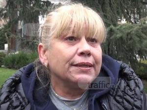 Шофьорка на такси в Пловдив: Ако трябва, нелегално ще работя! Нищо не могат да ми вземат! ВИДЕО