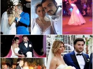 Звездните сватби под тепетата, които белязаха годината ОБЗОР