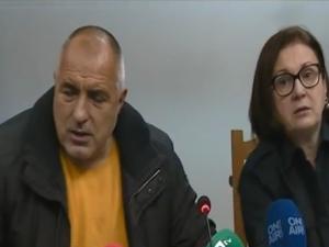 Борисов за снежната блокада към Бургас: Колегите не са дооценили добре рисковете