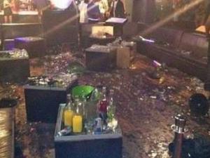 Мъж потроши цяло заведение, отказали да му дадат пиене
