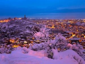 Арктически студ обхваща Пловдив, температурата пада до -18