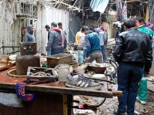 Атентат с кола бомба окървави Багдад, над 30 са загиналите