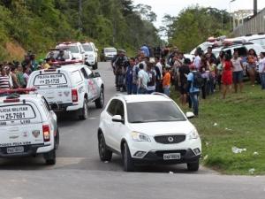 Кървав бунт в затвор в Бразилия, най-малко 60 са убити