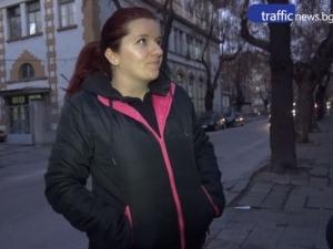 Пловдивчанка преживя кошмарна снежна блокада ВИДЕО
