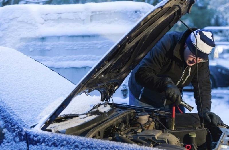 Съвети от експерти: Как да запалите колата за 5 секунди при минусови температури