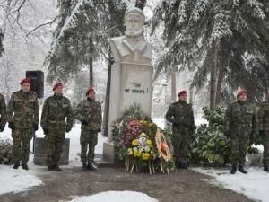 Пловдивчани почетоха 169-годишнината от рождението на Христо Ботев