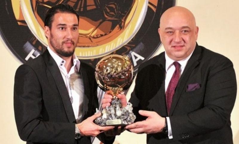 Ивелин Попов отново е Футболист на годината