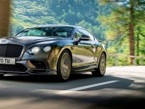 Bentley показа най-бързия четириместен автомобил в света
