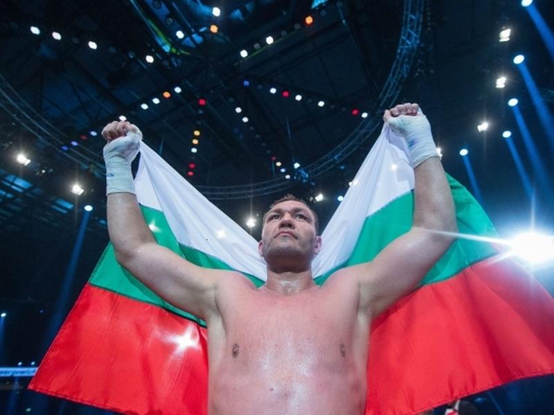 Кубрат Пулев е втори в света, първото място остава вакантно