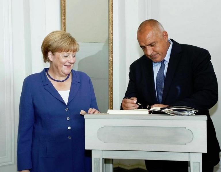 Меркел с най-висока заплата в ЕС, Борисов с най-малка