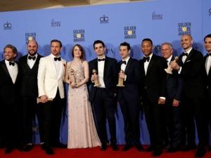 Мюзикълът La La Land със 7 награди Златен глобус