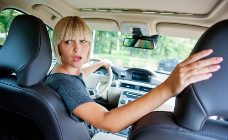 Жените не могат да паркират заради... хормоните