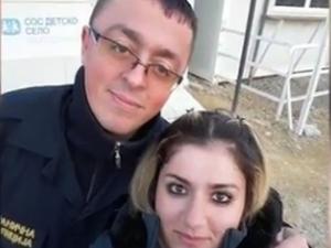 Любовна история между бежанка и граничен полицай трогна света ВИДЕО