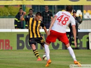 Лазар Марин се завърна в Ботев