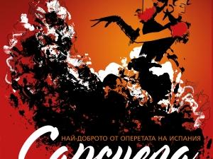 Испанската оперета Сарсуела звучи в Дома на културата