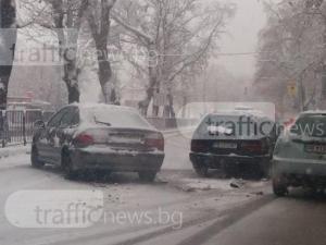 По 7 катастрофи на час в Пловдив