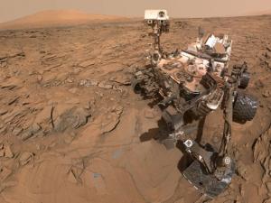 Curiosity с нови открития за живот и амтосфера на Марс