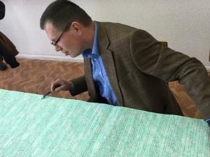 Чудовищно дълъг пищов откри професор у студент СНИМКИ