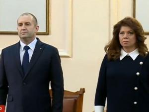 Новият президент Румен Радев се закле! ВИДЕО