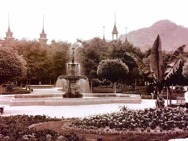 Цар-Симеоновата градина – шедьовър на Люсиен Шевалас СНИМКИ