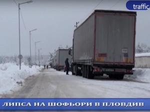 Глад за шофьори в Пловдив! Никой не иска 4000 лева заплата ВИДЕО