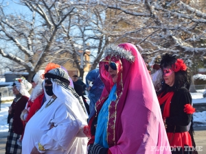 Баби спретнаха луд купон край Пловдив