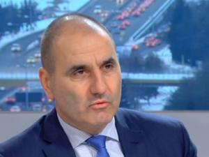 Цветанов се притесни от назначението на Пламен Узунов за служебен министър на вътрешните работи