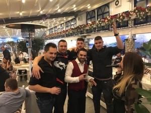Автотърговецът Георги Кирев празнува рожден ден с 50 гости
