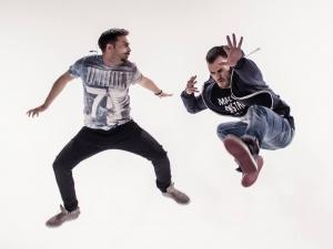 """Скандално парти в Пловдив! Рап феноменът """"СкандаУ"""" разбива пловдивчани в W Club СНИМКИ"""