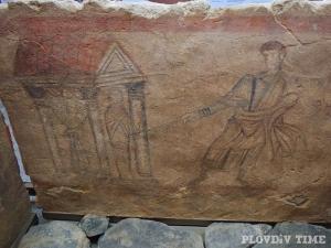 Тайната на най-древното изображение в Пловдив