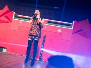 Преслава предизвика фурор в Пловдив! Отдаде се на седемте гряха СНИМКИ