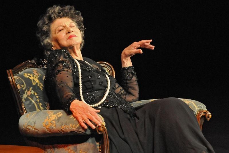 Стоянка Мутафова навършва 95 години