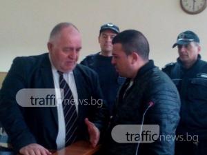 Съдът реши: задържане под стража за Таньо, пребил до смърт Мариела СНИМКИ