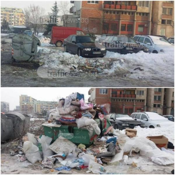 След репортаж на TrafficNews.bg: Вулканът от боклук в Кючука изчезна СНИМКИ