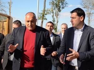 Бойко посече Тотев: Пари за площадки няма да ти дам, трябва сам да се грижиш за инфраструктурата ВИДЕО